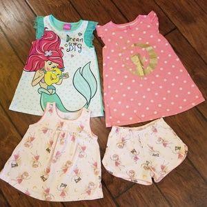 Disney/Carter's sleepwear